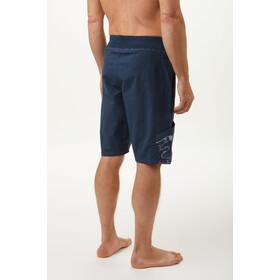 E9 Pentagon Shorts Men, blue navy
